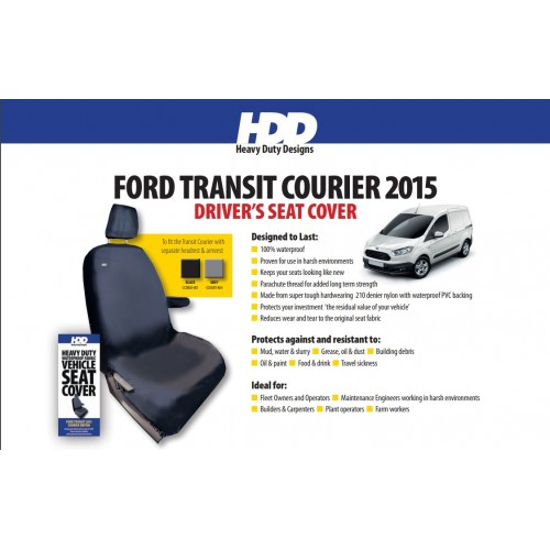 HDD Seat Covers