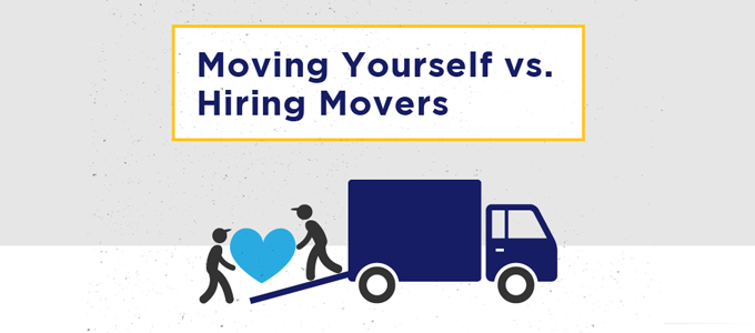 Moving Yourself vs. Hiring Movers: Is Hiring a Mover in NYC Worth It?