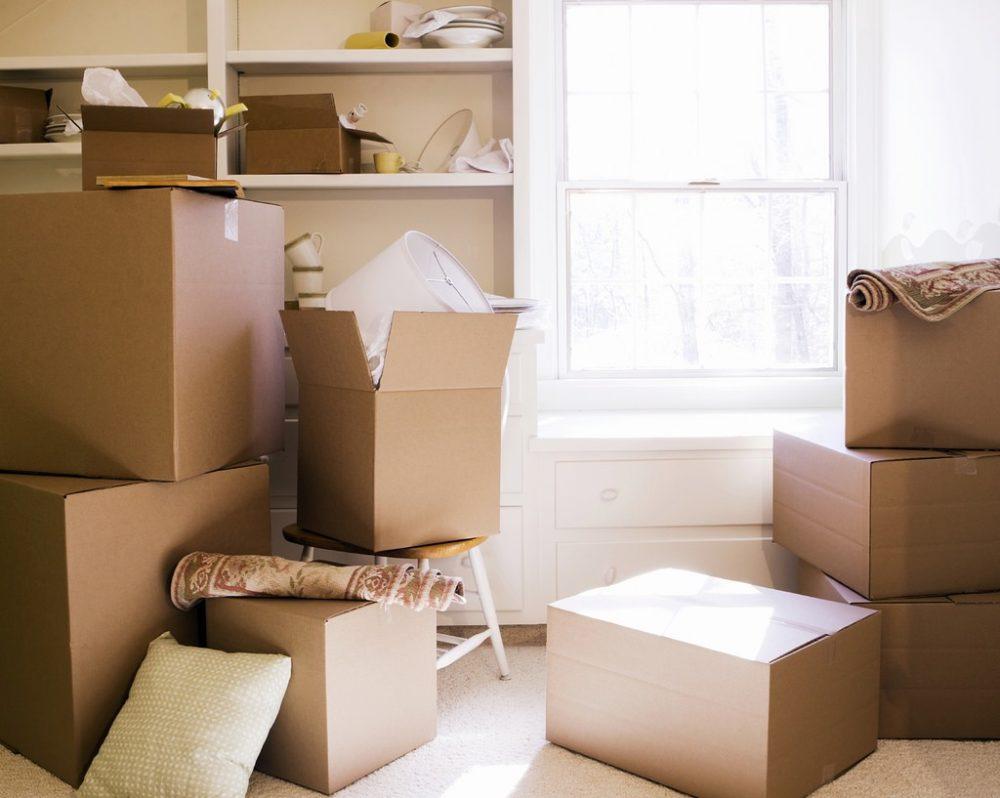 First Night Move In Checklist
