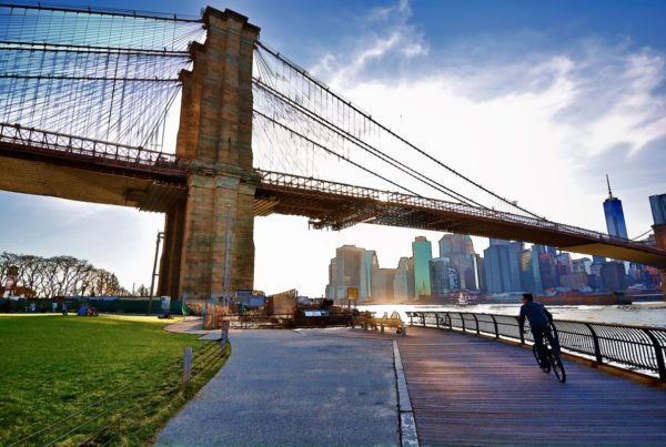 Moving from Brooklyn to Manhattan