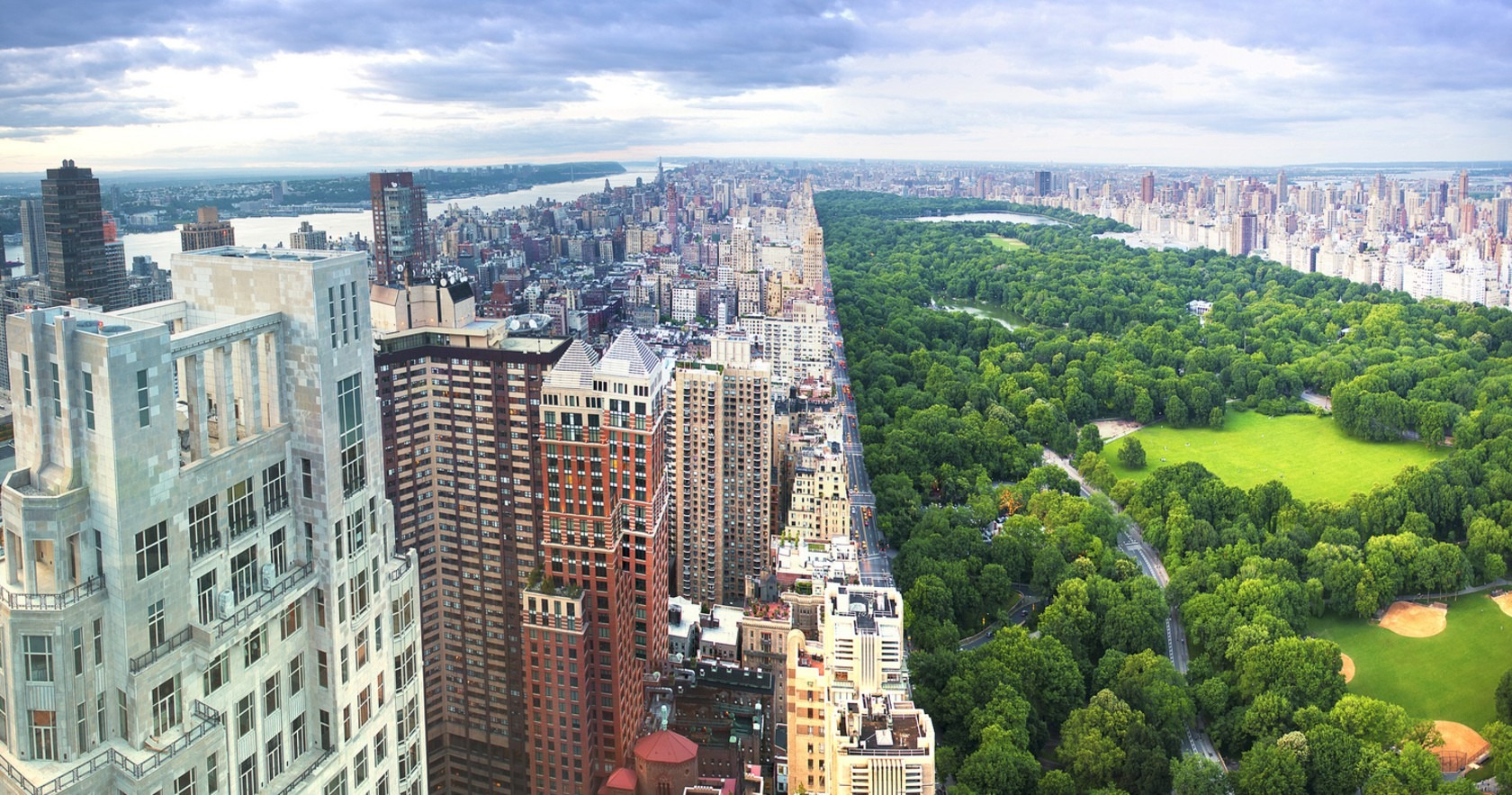 Two Quiet Neighborhoods in Manhattan That Are Worth Settling Down in