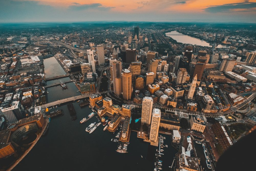 Moving from Boston to New York
