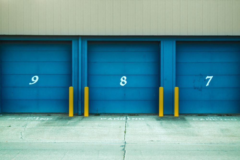 How To Pick The Right Storage Unit?