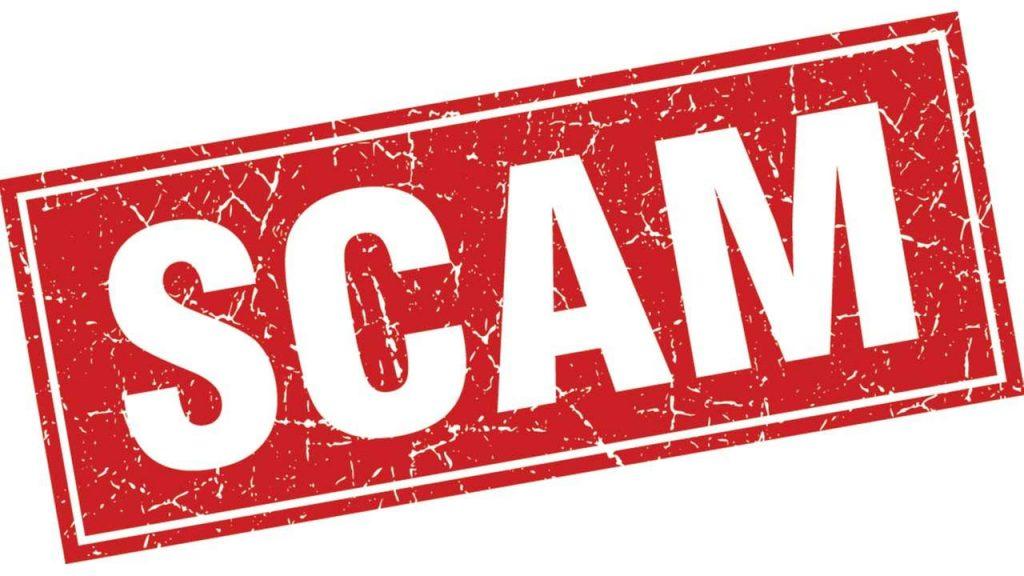 moving scam