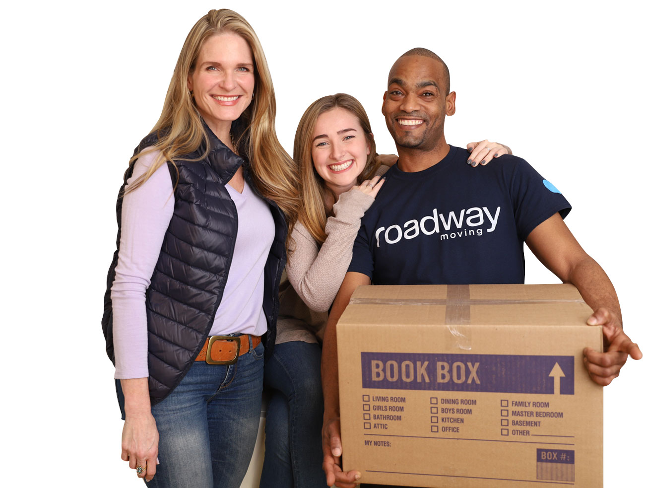 Roadway Moving Family