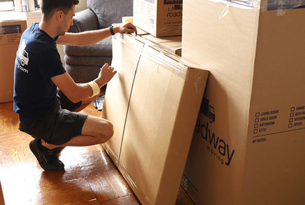 Packing, Storage and Unpacking Services