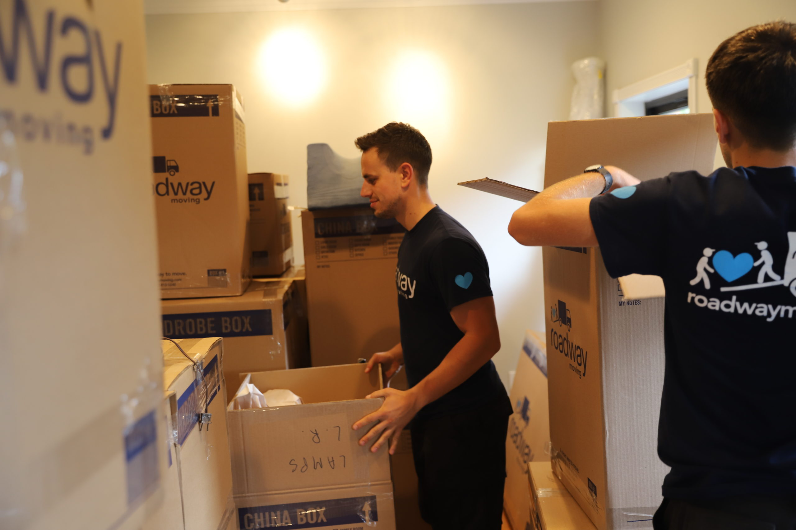 Do NYC Moving Companies Pack Your Stuff For You?