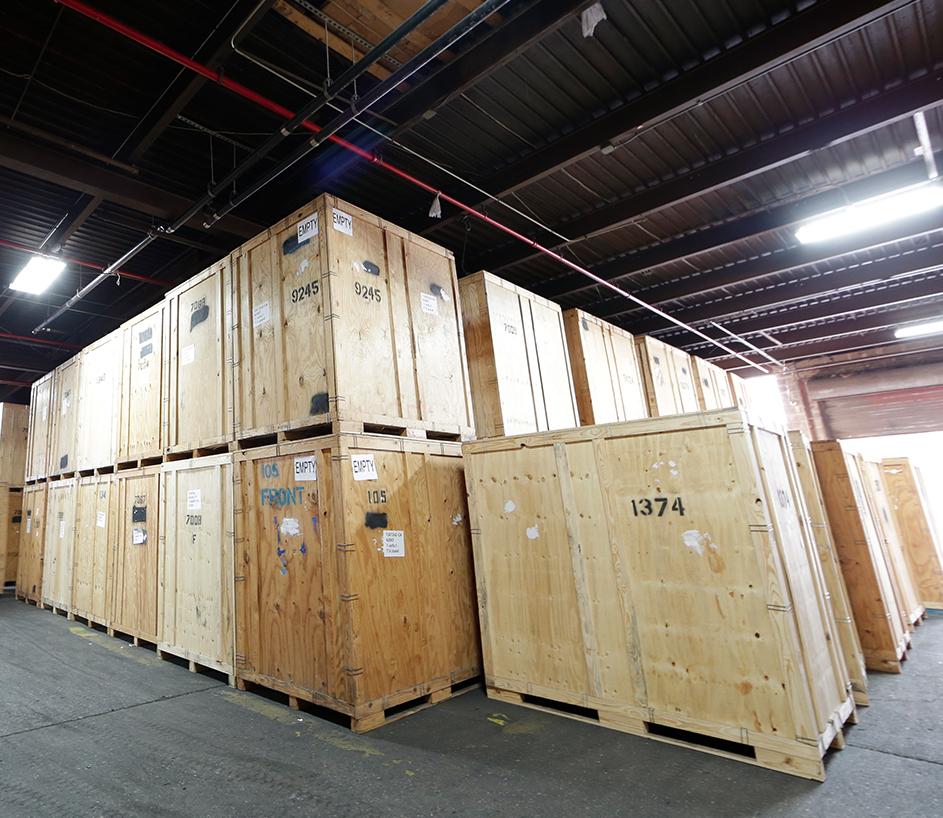 Local Full Service Storage