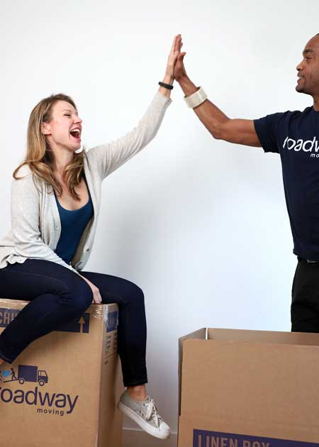 Movers from NYC to LA