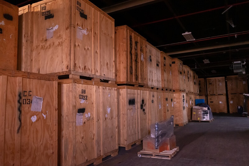 Can You Hire NYC Movers To Take Stuff To Storage?