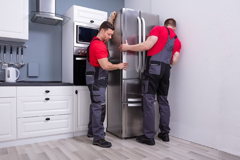 how to move your fridge
