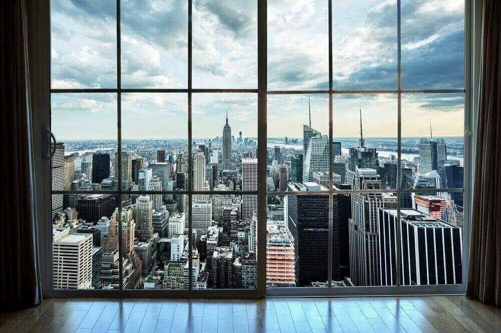 Brownstone Living vs. High-Rise Living