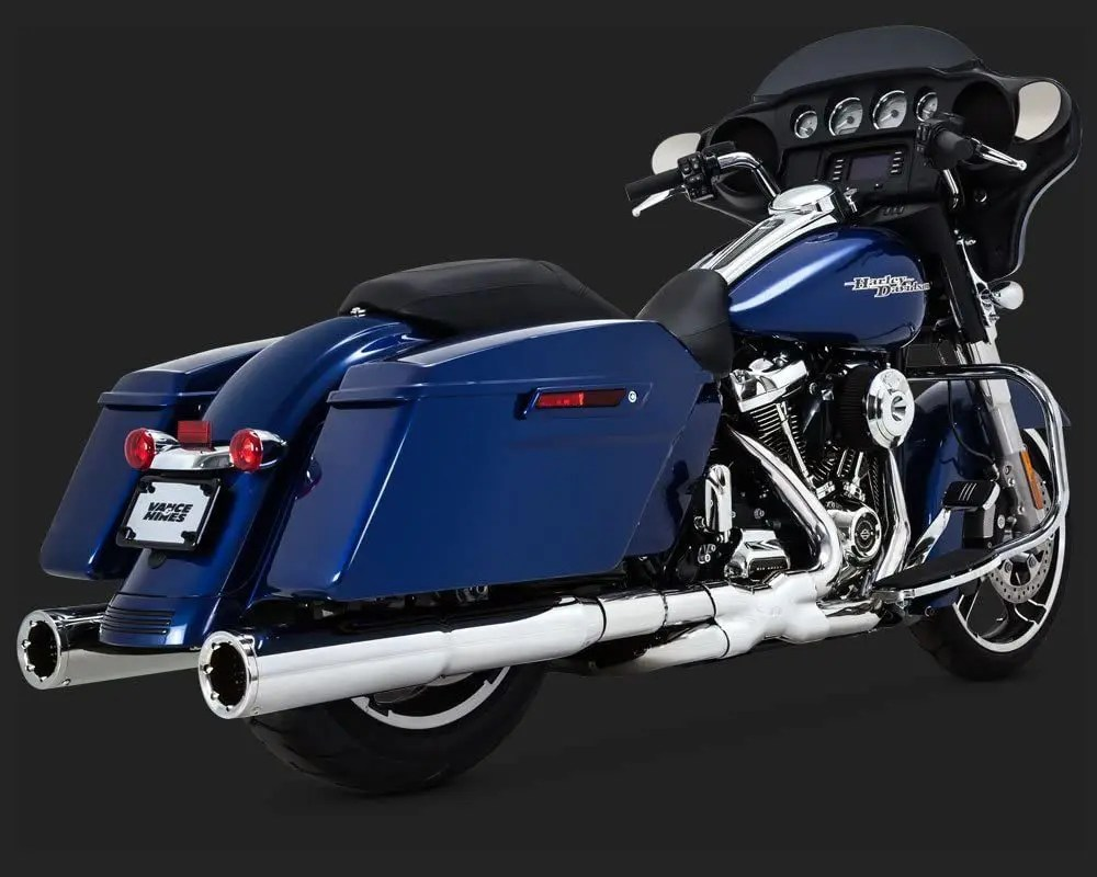 best performance exhaust for harley