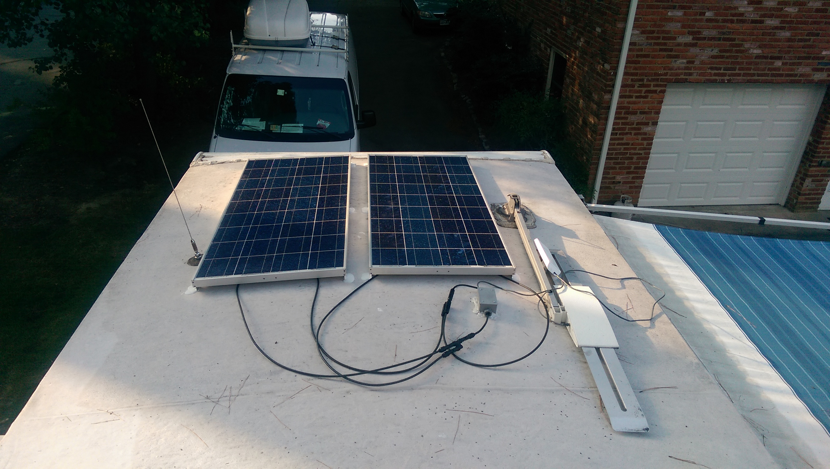 rv solar 1995 bluebird bus wiring diagram our basic diy installation road work play