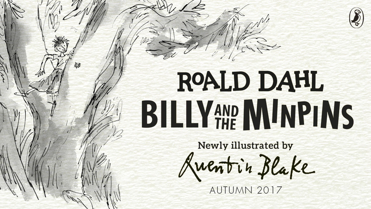 Roald Dahl's Billy and the Minpins coming this autumn