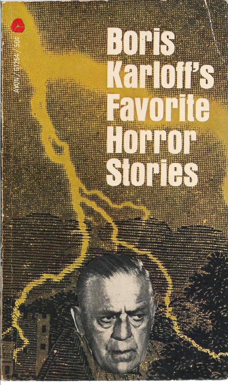 Boris Karloff S Favorite Horror Stories Roald Dahl Fans