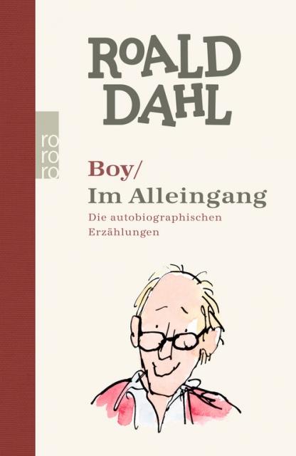 Boy And Going Solo Roald Dahl Fans