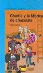 Charlie y la fábrica de chocolate Cover