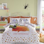 James and the Giant Peach Duvet Cover