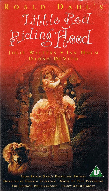 Roald Dahls Little Red Riding Hood Roald Dahl Fans