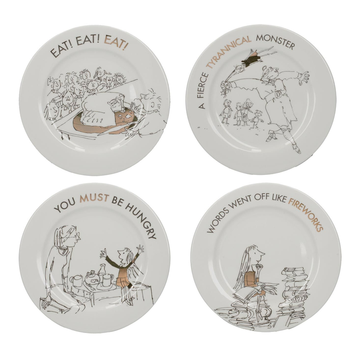 Matilda China Side Plates