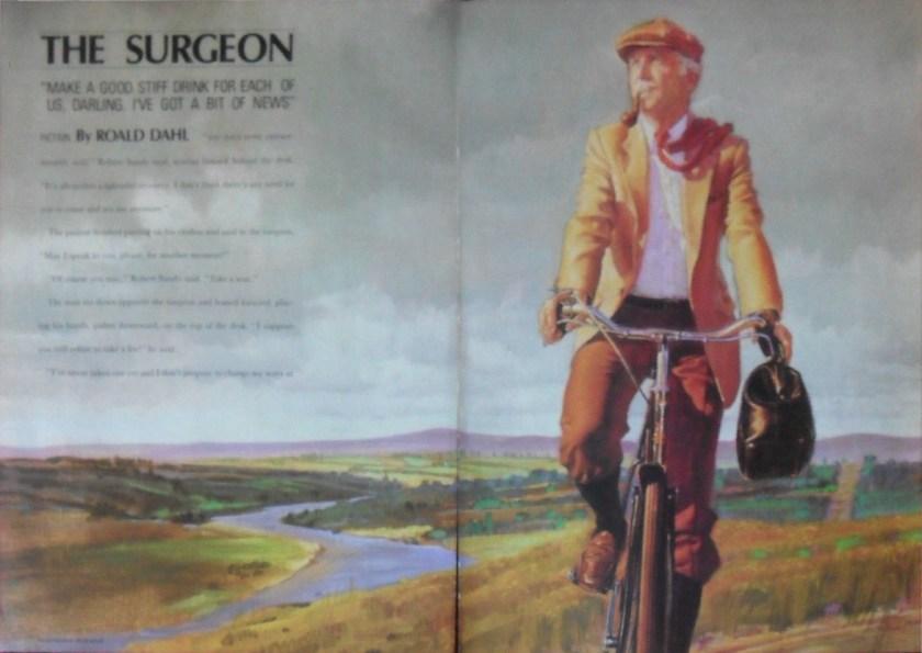"""The Surgeon"" Magazine Scan"