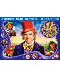 Willy Wonka and the Chocolate Factory Blu-ray cover