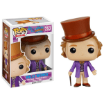 Willy Wonka Funko Figurine