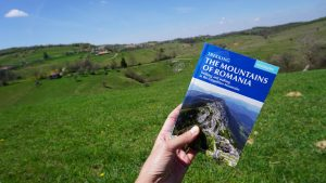 Buy The Mountains of Romania, Janneke Klop, Cicerone Press