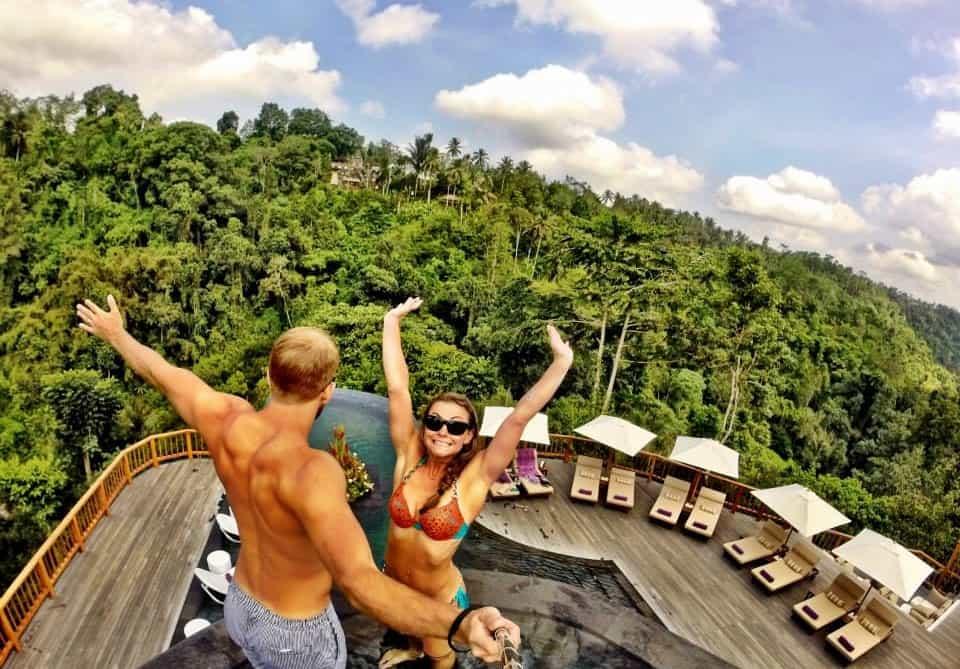 Hanging Gardens Ubud Bali Bliss