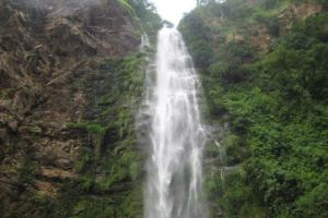 Agumatsa wildlife sanctuary and Wli falls