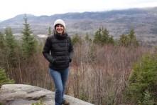 Viewpoint near SB Hut