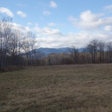 Mountain view in Kingfield