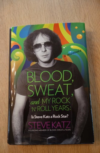 The book Steve gave us