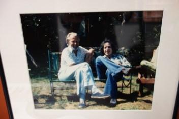 Sir George Martin and Steve