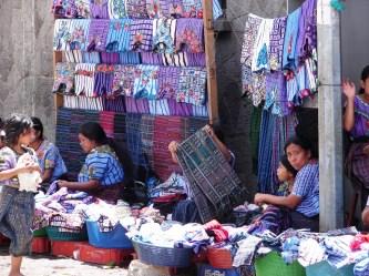Market, Guatemala