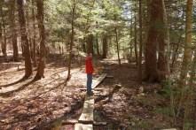 Long hike