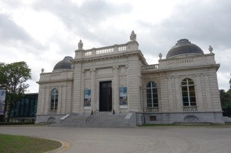La Boverie museum (formerly of fine arts)