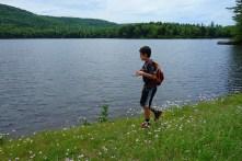 Fun walk around Lake Pelham