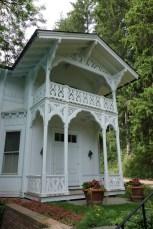 Green house at Marsh-Billings-Rockefeller NHP
