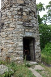 Stone Fire Tower
