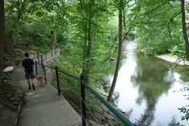 River Walk in Great Barrington
