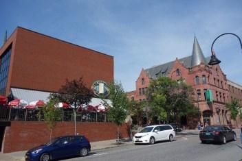 Burlington center