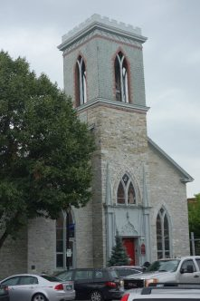 Another Middlebury church