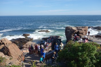 Tame Thunder Hole