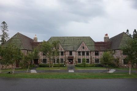 One of John D. Rockefeller Jr.'s mansions