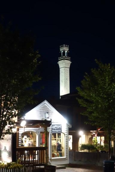 Pilgrim Monument in Provincetown