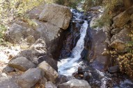 Waterfall in Big Cottonwood