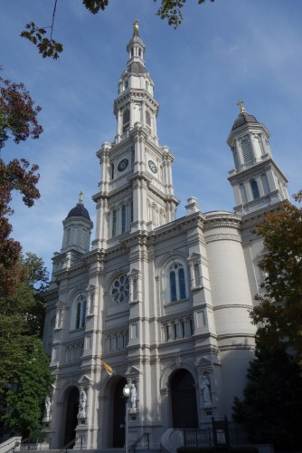 Cathedral of the Blessed Sacrament - I wonder whether Sacramento is named after it?