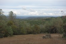 View in Auburn State Recreation Area